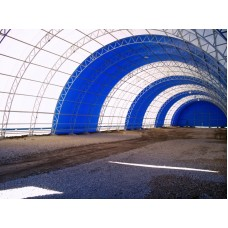 Гидроизоляция ангара , ремонт крыши ангара