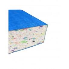 Татами односторонние , толщина 40 мм, 2м х 1м, 160 кг/м.куб.
