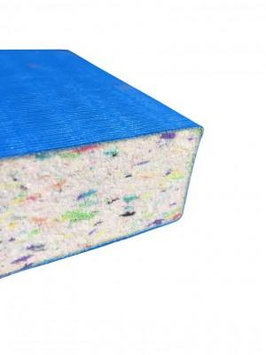 Татами соревновательные ,низ геотекстиль, толщина 40 мм, 2м х 1м, 200 кг/м.куб.