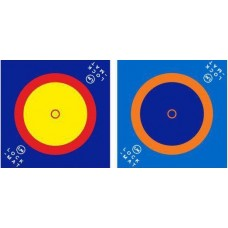 Борцовский ковер трехцветный, изготовление борцовских ковров