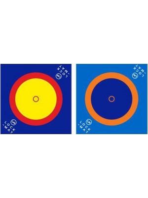 Борцовский ковер олимпийский 8м х 8м, маты 40 мм