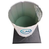 Складная емкость для воды на 1500 литров