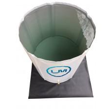 Складная емкость для воды на 100 литров
