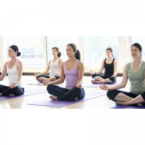 """Спортивный коврик для йоги """"Yoga Asana"""""""