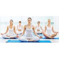 """Коврик для йоги """"Yoga Master"""""""