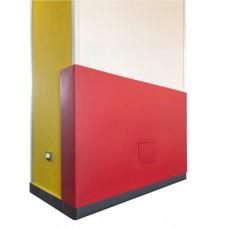 Защитные маты для колонн, толщина 20 мм