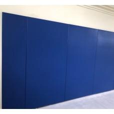 Защитные маты для стен, высота 2 м, толщина 40 мм