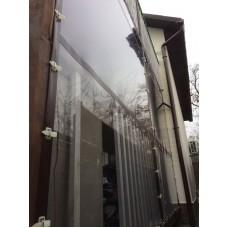 Мягкие окна ПВХ для веранды