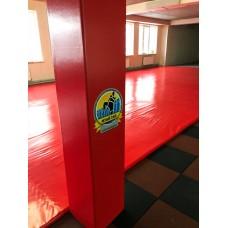 Защитные маты для колонн, толщина 40 мм