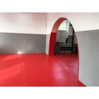 Борцовский ковер 10м х 10м однотонный , толщина 50 мм