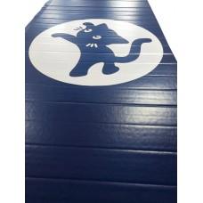 Спортивные РОЛЛ-Маты с логотипами, 30мм