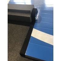 Борцовский ковер для дома 3м х 3м , 40мм, РОЛЛ-маты