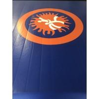 РОЛЛ-Маты 3м х 3м , 30 мм , с логотипом