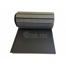 РОЛЛ-Маты для единоборств, 40 мм, цвет- черный