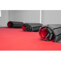 РОЛЛ- маты спортивные 12м х 12м , толщина 30 мм