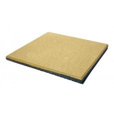 Резиновые плиты для детской площадки, толщина 40 мм