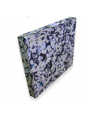 Изолон - блок , стрелоулавливатель 1м х 1м, 5 см