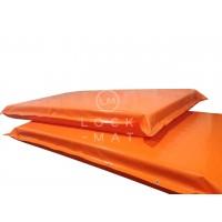 Маты защитные для горнолыжных спусков, толщина 15 см