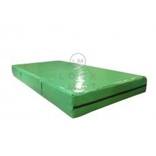 Спортивный мат гимнастический амортизирующий  200х100 см, толщина 18 см