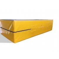 Гимнастический мат страховочный  2м х 1м, толщина 30 см