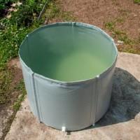 Садовая емкость для воды на 1000 литров