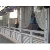 Мягкие окна , тентовые окна для летних площадок