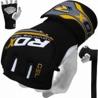 Бинт-перчатка RDX Neopren Gel Yellow L/XL