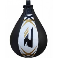 Пневмогруша боксерская RDX Bearing White