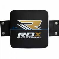 Настенная подушка для бокса квадратная Small Gold RDX