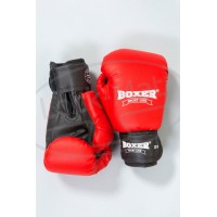 Перчатки боксерские 12 унций (кожвинил)