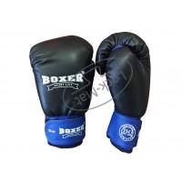 Перчатки боксерские 10 унций (комбинированные)