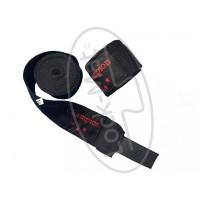 Бинты боксерские на липучках 2шт 4м