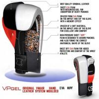 Боксерские перчатки V`Noks Potente Red 10 ун.