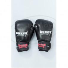 Перчатки боксерские 6 унций (кожа)