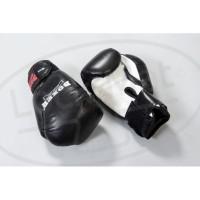 Перчатки боксерские 10 унций (кожа)