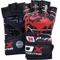 Перчатки ММА RDX Blood S