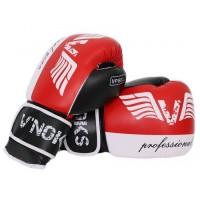 Боксерские перчатки V`Noks Lotta 10 ун.