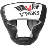 Боксерский шлем V`Noks Aria White S