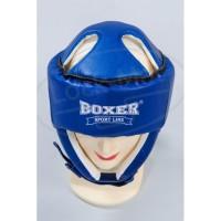 Шлем для каратэ Кожа