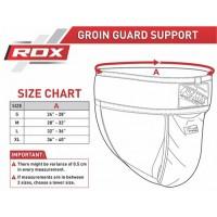 Защита паха RDX Groin Guard S