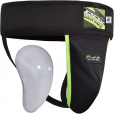 Защита паха RDX Groin Guard Black S